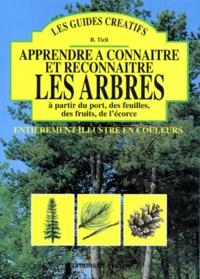 Bernardo Ticli - Apprendre à connaître et à reconnaître les arbres à partir du port, des feuilles, des fruits, de l'écorce.