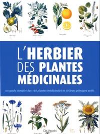 Bernardo Ticli - Votre herbier - 160 plantes médicinales.