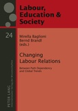 Bernd Brandl et Mirella Baglioni - Changing Labour Relations - Between Path Dependency and Global Trends.