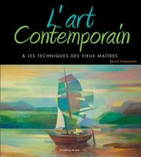 Lart contemporain & les techniques des vieux maîtres.pdf