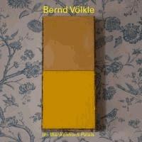 Bernd Völkle im Blankenhorn-Palais - Eine Ausstellungsdokumentation.