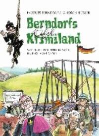 Berndorfs Eifel Krimiland - Mit einer Einleitung von Hubert vom Venn.