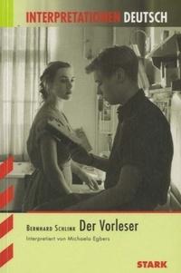 Bernhard Schlink - Der Vorleser.