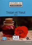 Béroul - Tristan et Yseut. 1 CD audio MP3