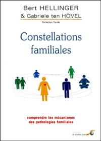 Histoiresdenlire.be Constellations familiales - Comprendre les mécanismes des pathologies familiales Image