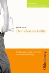 Bertolt Brecht et Torsten Mergen - Leben des Galilei. Textnavigator für Schüler - Inhaltsangabe, Analyse des Textes und Abiturvorbereitung.
