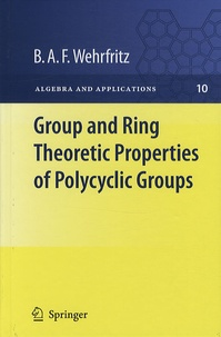 Checkpointfrance.fr Group and Ring Theoretic Properties of Polycyclic Groups Image
