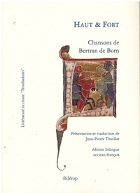 Bertran de Born - Haut & fort.
