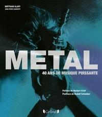 Bertrand Alary - Métal - 40 ans de musique puissante.