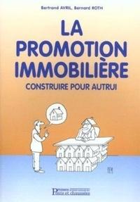 Deedr.fr La promotion immobilière. Construire pour autrui Image