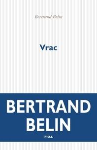 Bertrand Belin - Vrac.
