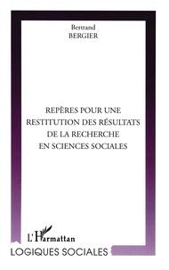 Bertrand Bergier - .