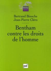 Bertrand Binoche - Bentham contre les droits de l'homme.