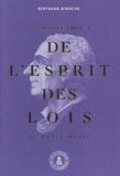 Bertrand Binoche - Introduction à De l'esprit des lois de Montesquieu.