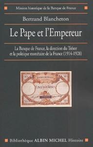 Bertrand Blancheton - .