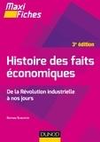 Bertrand Blancheton - Maxi fiches - Histoire des faits économiques - 3e éd. - De la révolution industrielle à nos jours.