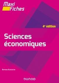 Bertrand Blancheton - Maxi fiches - Sciences économiques - 4e éd..