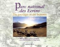 Bertrand Bodin - Parc national des Ecrins. - Des paysages et des hommes.