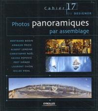 Bertrand Bodin et Arnaud Frich - Photos panoramiques par assemblage.