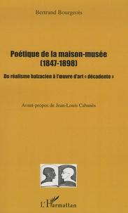 Icar2018.it Poétique de la maison-musée (1847-1898) - Du réalisme balzacien à l'oeuvre d'art