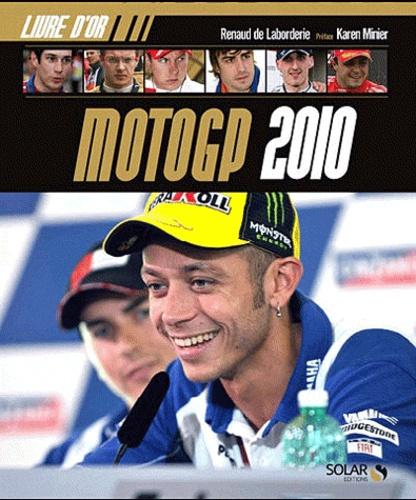Bertrand Busillet - MotoGP 2010.