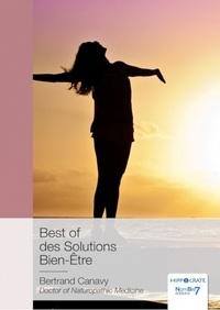Bertrand Canavy - Best of des solutions bien-être.