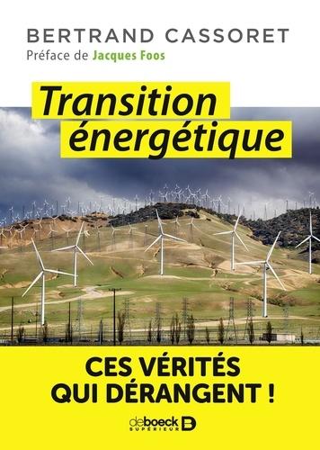 Transition énergétique - Format ePub - 9782807321526 - 8,99 €