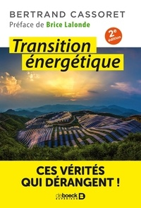 Bertrand Cassoret - Transition énergétique.