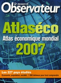 Bertrand Clare et Dominique Thiébaut - Atlaséco 2007.