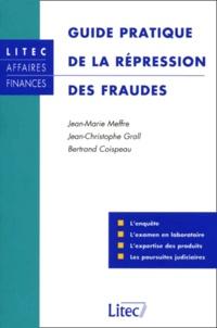 Bertrand Coispeau et Jean-Marie Meffre - .