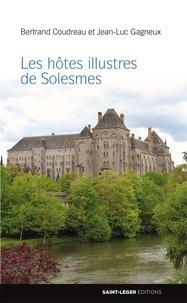 Lemememonde.fr Les hôtes illustres de Solesmes Image