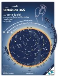 Stelvision 365, 10ème édition - Une carte du ciel pour repérer facilement les étoiles, tous les jours de lannée.pdf