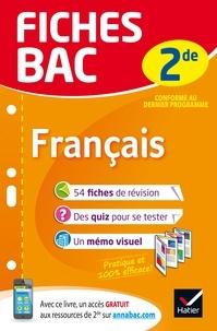 Fiches Bac Francais 2de Fiches De Revision Seconde