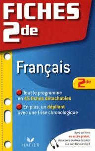 Bertrand Darbeau - Français 2de.