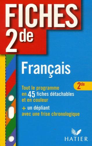 Bertrand Darbeau - Français 2e.