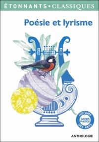 Bertrand Darbeau - Poésie et lyrisme.