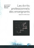 Bertrand Daunay - Ecrits professionnels des enseignants - Approches didactique.