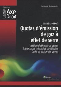 Accentsonline.fr Quotas d'émission de gaz à effet de serre - Système d'échange de quotas, Entreprises et collectivités bénéficiaires, Outils de gestion des quotas Image