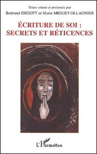 Bertrand Degott et  Collectif - .