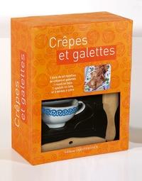 Crêpes et galettes - Bertrand Denis |