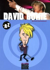 Bertrand Dermoncourt - David Bowie de A à Z.