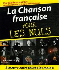 Bertrand Dicale - La Chanson française.