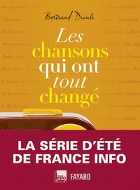 Deedr.fr Les chansons qui ont tout changé Image