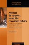 Bertrand Du Marais - Agences de notation, immobilier et contrats publics - Contributions sur l'attractivité économique du droit.
