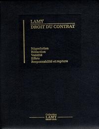 Bertrand Fages - Lamy Droit du contrat. 2 Cédérom
