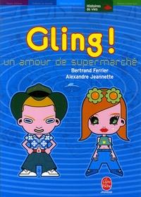 Histoiresdenlire.be Gling! - Un amour de supermarché Image