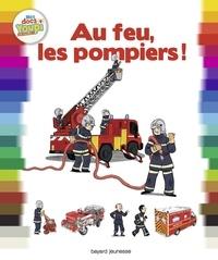 Histoiresdenlire.be Au feu, les pompiers! Image