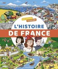 Bertrand Fichou - L'encyclo illustrée de l'histoire de France.