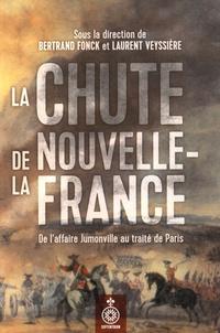 Histoiresdenlire.be La chute de la Nouvelle-France - De l'affaire Jumonville au traité de Paris Image