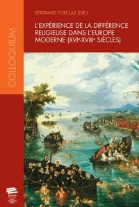 Histoiresdenlire.be L'expérience de la différence religieuse dans l'Europe moderne (XVIe-XVIIIe siècles) Image